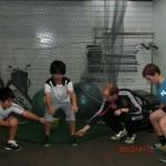 トレーニングセッション